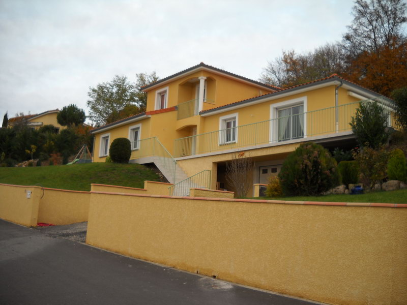 Constructions neuves for Construction de maisons individuelles